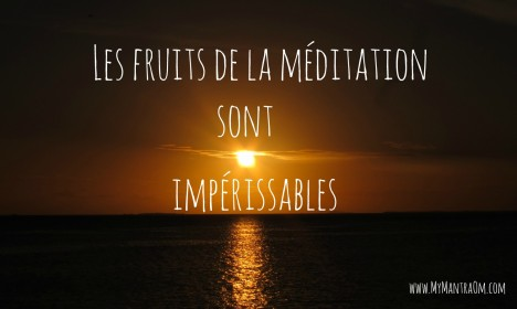 Fruitsmeditation